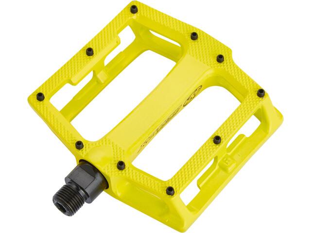 Reverse Super Shape 3D Pedaler, yellow